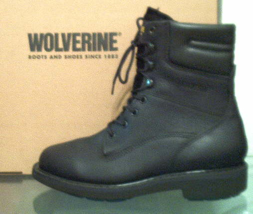 Kings Saddlery - Wolverine Work Boots - Non-Safety Toe